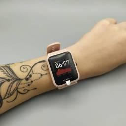 Xiaomi Amazfit Bip S  com duas pulseiras
