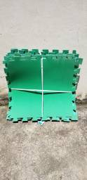 Título do anúncio: Tatame - tapete EVA 10mm 1m x 1m - 9 unidades