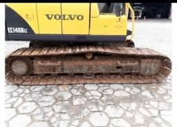 (C) Escavadeira volvo EC140 2012