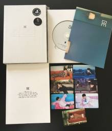 BTS Álbum oficial BE Essential - sem photocard aleatório -
