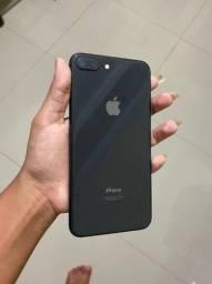 Iphone 8 plus 64GB Zerado