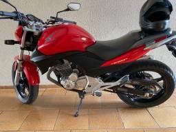 Título do anúncio: VENDO CB 300 ANO 2012 MOTO EM ESTADO DE ZERA BAIXA QUILÔMETRAGEM ORIGINAL