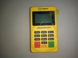 Maquininha de cartão Minizinha
