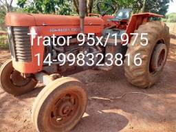 Título do anúncio: Trator Massey Ferguson 95x