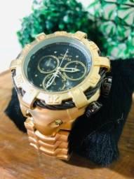 Relógios masculino e feminino