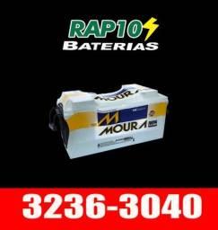 Título do anúncio: Bateria 90Ah Moura, Bateria 90Ah Moura,