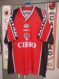 Camisa são Paulo  ( penalty  / cirio )