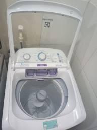 Lavadora de Roupas 8,5Kg Electrolux LAC09 Classe A 110V Branco