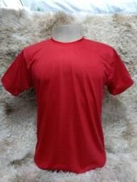 Camisa de cores.