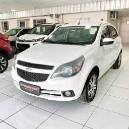 Chevrolet Agile LTZ 1.4 Easytronic (Flex) - 2013