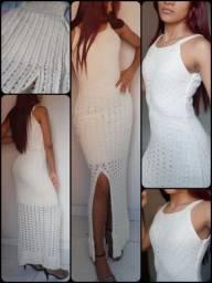 Vestidos usados uma única vez
