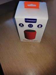 Tronsmart Element T6 Mini 15W Bluetooth IPX6 24H tocando USB-C - vermelha