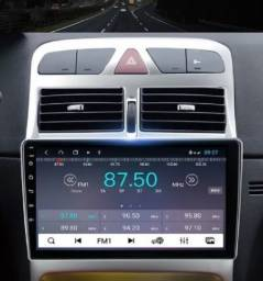 Título do anúncio: Central Multimidia Peugeot 307 Android Wi-fi