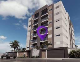 Título do anúncio: Apartamento com 3 dormitórios à venda, 96 m² por R$ 355.000,00 - São Carlos - Pouso Alegre