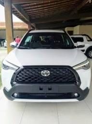 Título do anúncio: Toyota Corolla Cross XRE 2.0 Flex 2022  *0KM*