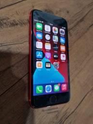 Apple Iphone 8 64GB Vermelho Novo