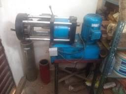 Maquina prensar mangueiras