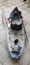 Título do anúncio: Caiaque Hunter fishing .leia a descrição...