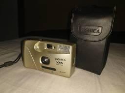 Câmera Fotográfica Analógica - Yashica Ym ii Auto Flash