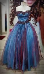 Vestido de debutante tamanho P