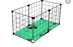 10 Telas para cercadinho porquinho-da-índia