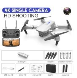 Drone SE525Pro 4k HD c/ modo hold , ponto a ponto, self, siga-me +Brinde!