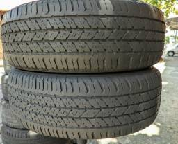 Título do anúncio: pneu bridgestone 215 65 16 - 200 cada
