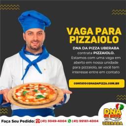 Título do anúncio: Pizzaiolo com experiência