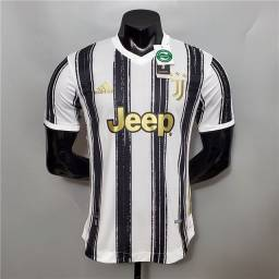 Camisa Juventus versão jogador