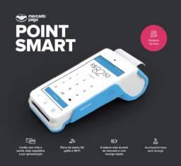 Maquina De Cartão Point Smart Do Mercado Pago