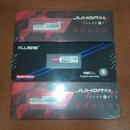 Título do anúncio: Memórias RAM DDR4 4gb 2666mhz LACRADAS/ORIGINAIS