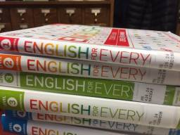 Inglês para todos English for Everyone Kit completo