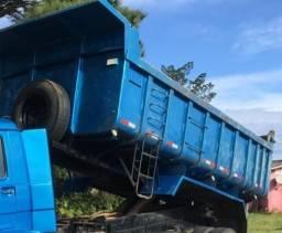 Título do anúncio: Caçamba basculante para caminhão truck