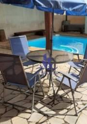 Título do anúncio: Casa com 3 dormitórios à venda, 220 m² por R$ 420.000,00 - Vila Nova Paulista - Bauru/SP