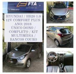 Hyundai HB20 1.0 12V COMFORT Plus 2018