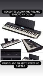 Teclado Piano Roland Go