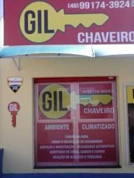Título do anúncio: Gil chaveiro