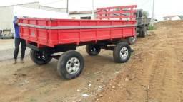 Carroção para tratores (5 toneladas )