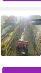 Vendo supermercado aceito troca