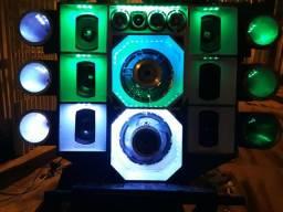 Troco par de alto falantes em modulos ou equipamento de som altomotivo