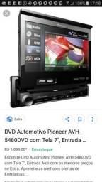 Dvd pioneer muito bom