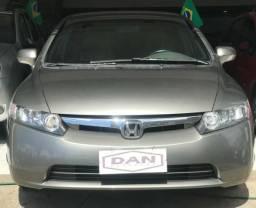 Honda civic lxs 1.8 2008/2008 - 2008