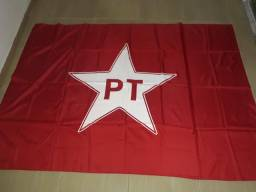 Bandeira PT 1.80x120