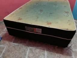 Cama Box De Casal