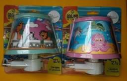 Abajur Infantil 3D