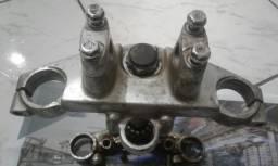 Mesa inferior e superior honda cbx 250 twister