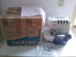 Overloque Brother 3034D Pouco Usada