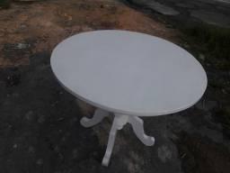 Mesa cerejeira de madeira 350 reais