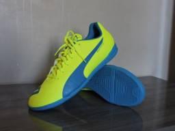 0afeb0f215 Chuteira Puma EvoSpeed 5.4 - Tamanho 42 - Futsal (Zero