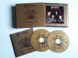 Box Duplo - Queen - The Greatest Hits
